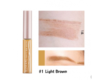 Skinfood Mineral Color Fix Brow Mascara #1 Light Brown
