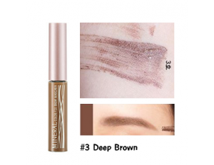 Skinfood Mineral Color Fix Brow Mascara #3 Deep Brown