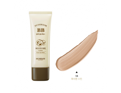 Skinfood Mushroom Multi Care BB Cream SPF20 PA+ #1 ผิวขาว