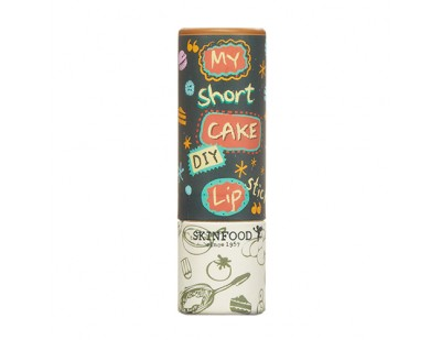 Skinfood My Short Cake Lip Case #3