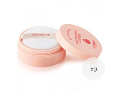 Skinfood Peach Cotton Multi Finish Powder 5g.