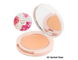 Skinfood Rose Essence Soft Cream Blusher #3 Apricot Rose