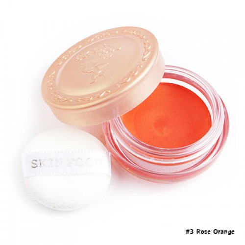 Skinfood Rose Cheek Chalk #3 Rose Orange