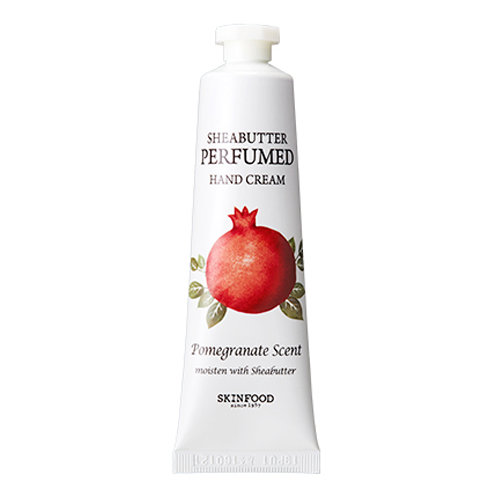 Skinfood Shea Butter Perfumed Hand Cream #Pomegranate Scent