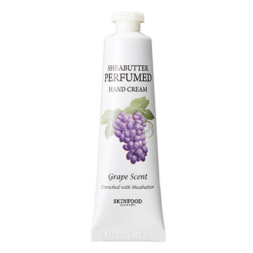 Skinfood Shea Butter Perfumed Hand Cream #Grape Scent