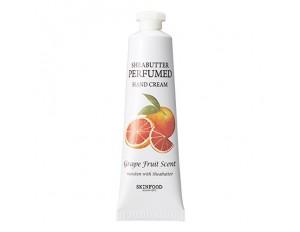 Skinfood Shea Butter Perfumed Hand Cream #Grape Fruit Scent
