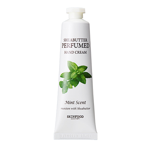 Skinfood Shea Butter Perfumed Hand Cream #Mint Scent