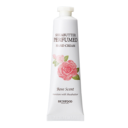 Skinfood Shea Butter Perfumed Hand Cream #Rose Scent