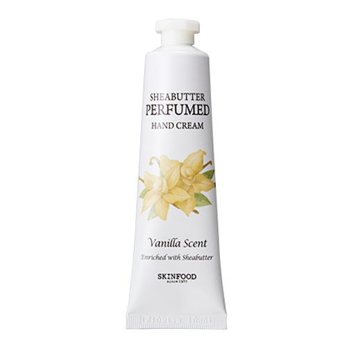 Skinfood Shea Butter Perfumed Hand Cream #Vanilla Scent
