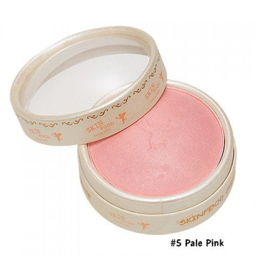 Skinfood Sugar Cookie Blusher #5 Pale Pink