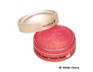 Skinfood Sugar Cookie Blusher #6 Winter Cherry