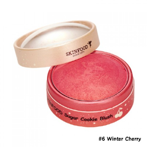 Skinfood Sugar Cookie Blusher #6 Winter Cherry