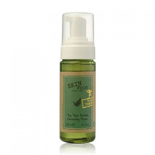 Skinfood Tea Tree Bubble Cleansing Foam