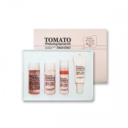 Skinfood Premium Tomato Whitening Special Kit