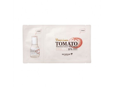 Skinfood Premium Tomato Moisture Cover Mask Sheet