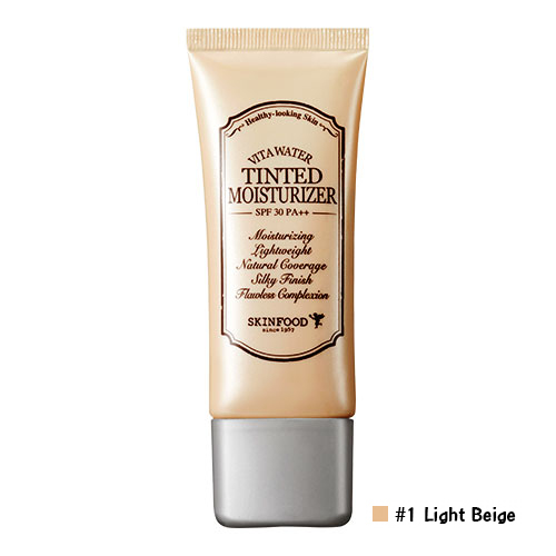 Skinfood Vita Water Tinted Moisturizer SPF30 PA++ #1 Light Beige