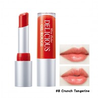 Skinfood Vita Color Delicious Oil Rouge #8 Crunch Tangerine