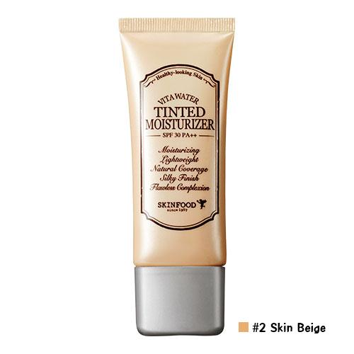 Skinfood Vita Water Tinted Moisturizer SPF30 PA++ #2 Skin Beige
