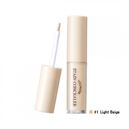Skinfood Vita Water Stain Concealer #1 Light Beige