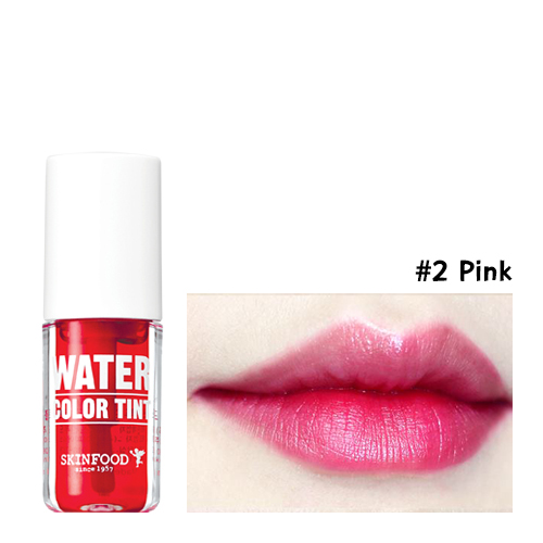 Skinfood Water Color Tint #2 Pink