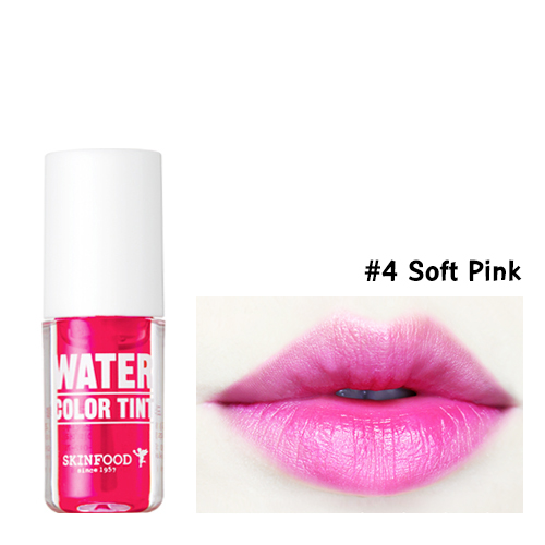Skinfood Water Color Tint #4 Soft Pink