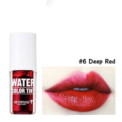 Skinfood Water Color Tint #6 Deep Red