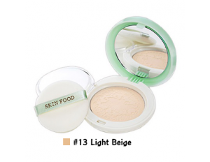 Skinfood White Grape Fresh Light Pact #13 Light Beige