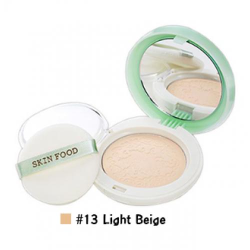 Skinfood White Grape Fresh Light Pact #13 Light Beige