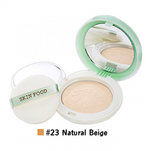 Skinfood White Grape Fresh Light Pact #23 Natural Beige