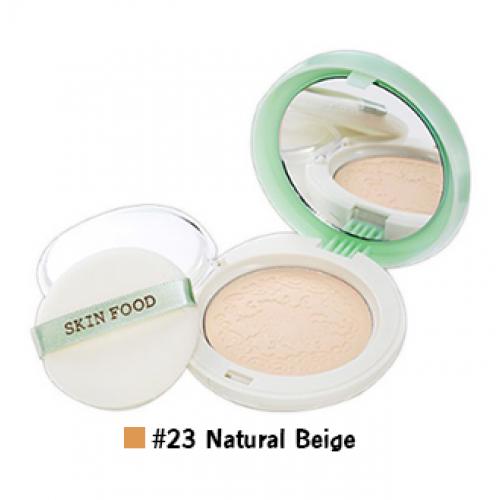 Skinfood White Grape Fresh Light Pact #23 Natural Beige