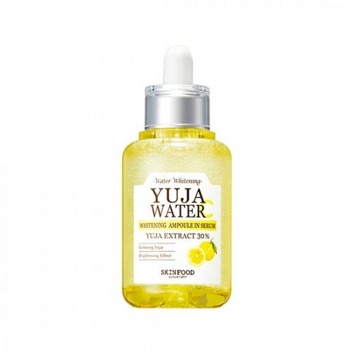 Skinfood Yuja Water C Whitening Ampoule In Serum