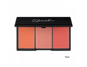 Sleek MakeUp Blush By 3 Palette #3 Lace