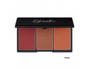 Sleek MakeUp Blush By 3 Palette #4 Sugar
