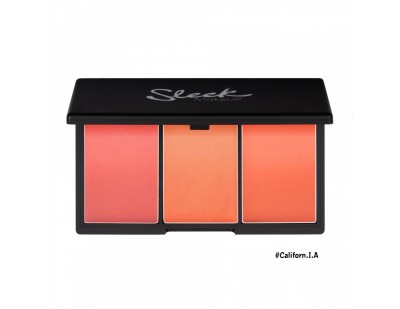 Sleek MakeUp Blush By 3 Palette #5 Californ.I.A