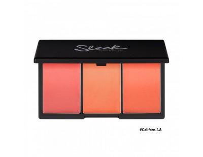 Sleek MakeUp Blush By 3 Palette #5 Californ.I.A