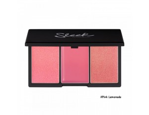Sleek MakeUp Blush By 3 Palette #7 Pink Lemonade