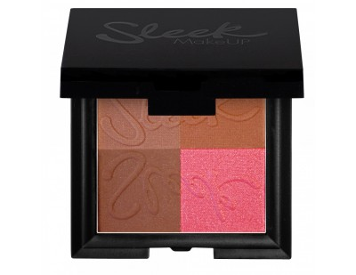 Sleek MakeUp Bronze Block #1 Dark