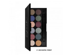 Sleek MakeUp i-Divine Palette #1 Enchanted Forest