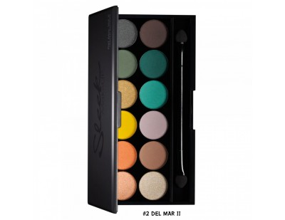 Sleek MakeUp i-Divine Palette #2 Del Mar II
