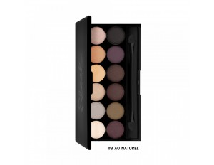 Sleek MakeUp i-Divine Palette #3 Au Naturel