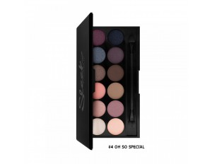 Sleek MakeUp i-Divine Palette #4 Oh So Special