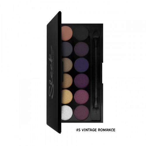 Sleek MakeUp i-Divine Palette #5 Vintage Romance