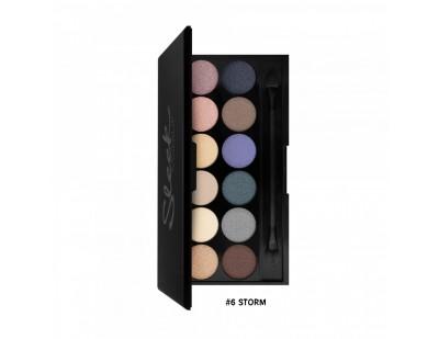 Sleek MakeUp i-Divine Palette #6 Storm