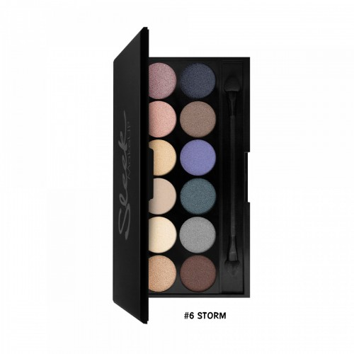 Sleek MakeUp i-Divine Palette #6 Storm