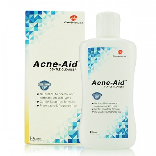 Stiefel Acne Aid Gentle Cleanser