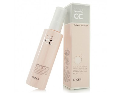 TheFaceShop Face It Aura CC Mist Fixer