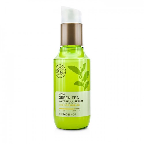 TheFaceShop Green Tea Waterfull Serum