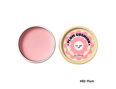 TheFaceShop Lovely ME : EX Pastel Cushion Blusher #03 Plum