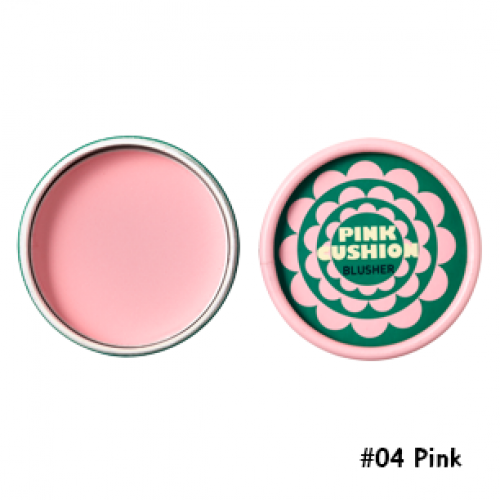 TheFaceShop Lovely ME : EX Pastel Cushion Blusher #04 Pink