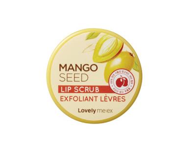 TheFaceShop Mango Seed Lip Scrub